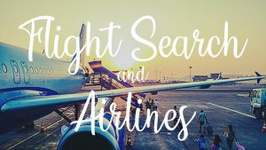 flight search and airlines